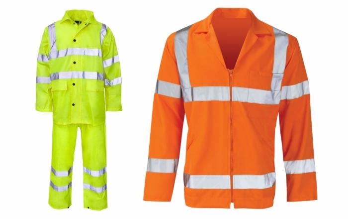 Safety Vest & Coverall