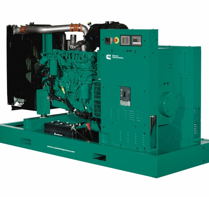Diesel Generators Powered by Cummins (India) Engine